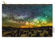 Night At Cholla Cactus Garden Carry-all Pouch