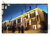 Night At Jokhang Temple Lhasa Kora Tibet Artmif.lv Carry-all Pouch