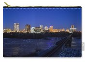 Night At The Floodwall 2 Carry-all Pouch