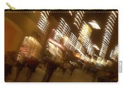 Night At The Mall Carry-all Pouch by Ben and Raisa Gertsberg