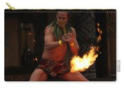 Night Flames Carry-all Pouch