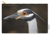 Night Heron Eye Reflection Carry-all Pouch