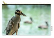 Night Herons Carry-all Pouch
