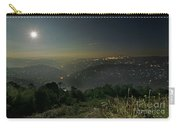 Night Image Of Darjeeling Carry-all Pouch