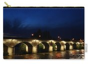 Night In Amboise Carry-all Pouch