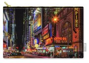 Night In The Big Apple Carry-all Pouch