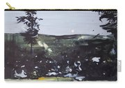 Night Landscape From Documentary Still Carry-all Pouch