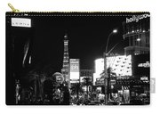 Night Life Of Vegas Carry-all Pouch