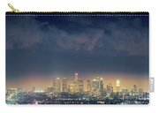 Night Los Angeles Skyline Carry-all Pouch