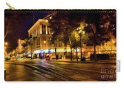 Night Moods San Jose Ca  Carry-all Pouch