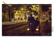 Night Moods Streets Of San Jose   Carry-all Pouch