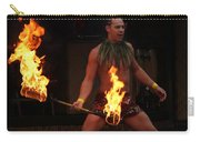 Night Of Fire Carry-all Pouch