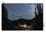 Night On The Blue River Carry-all Pouch