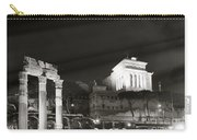Night Panorama In Rome Carry-all Pouch