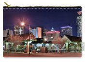 Night Panorama Of Okc Carry-all Pouch