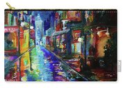 Night Scene In The Big Easy Carry-all Pouch