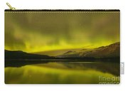 Night Skies And Northern Lights Carry-all Pouch