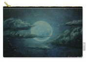 Night Sky Peek-a-boo Carry-all Pouch