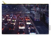 Night Skyline Of Jakarta Indonesia 2 Carry-all Pouch