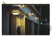 Night Street Cafe Carry-all Pouch