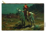 Night Time In Wyoming Carry-all Pouch