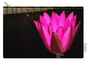 Night Time Lily Monet Carry-all Pouch