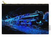 Night Train To Romance Carry-all Pouch by Aaron Berg