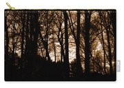 Night Trees Carry-all Pouch