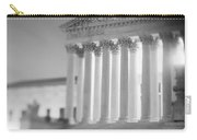 Night Us Supreme Court Washington Dc Carry-all Pouch