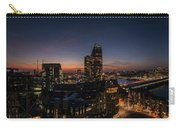 Night View Of The City Of London Carry-all Pouch