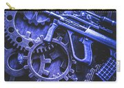 Night Watch Gears Carry-all Pouch
