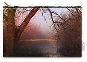 Nightfall At The River Carry-all Pouch