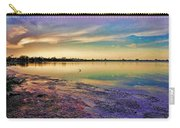 Nightfall On The Bay Carry-all Pouch