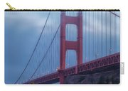 Nightfall Over Golden Gate Carry-all Pouch