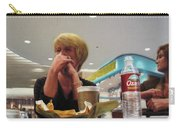 Nighthawks At The Foodcourt Carry-all Pouch