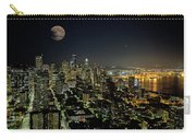 Nightlights Seattle Washington  Carry-all Pouch