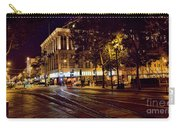 Nights, Lights Downtown Sj Carry-all Pouch