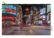 Nights On Broadway Carry-all Pouch