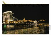 Nightscape On The Danube Carry-all Pouch