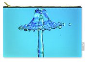 Nightshade Water Droplet Carry-all Pouch