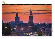 Nightsky Over Stockholm Carry-all Pouch
