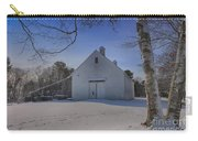 Nighttime At The Mallett Barn Carry-all Pouch