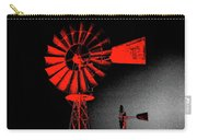 Nightwatch Carry-all Pouch by Wendy J St Christopher