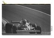 Niki Lauda. 1977 French Grand Prix Carry-all Pouch