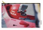 Niki Lauda. 1978 United States Grand Prix Carry-all Pouch