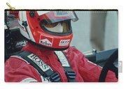 Niki Lauda. 1984 Carry-all Pouch