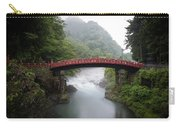 Nikko Shin-kyo Bridge Carry-all Pouch