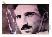 Nikola Tesla - Quote Carry-all Pouch