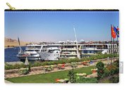 Nile Cruise Ships Aswan Carry-all Pouch
