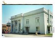 Niles, Ohio - Vintage Bank Carry-all Pouch